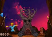 Игра Спасение пещерного короля на FlashRoom