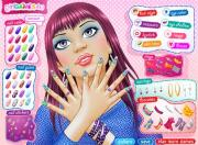 Nail Design на FlashRoom