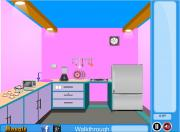 Kitchen Room Escape на FlashRoom
