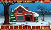 Игра Xmas Snow Hills Escape фото