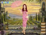 Vintage Style Dress Up Game