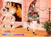 Gothic Lolita Fashion Dress Up