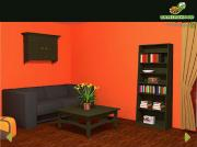 Orange Bedroom Escape на FlashRoom