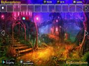 Игра Побег волшебного павлина на FlashRoom