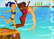 Игра Вечеринка у озера на FlashRoom