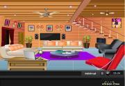 Graceful Living Room Escape на FlashRoom
