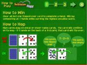 Solitaire Hop на FlashRoom