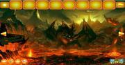 Игра Escape from Fire Dragon Landscape на FlashRoom