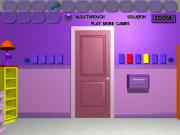 Purple Room Escape на FlashRoom