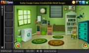 Игра Green Apartment Escape фото