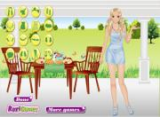 Happy Easter Dressup