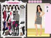 Kim Kardashian Dress Up на FlashRoom
