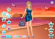 Игра Colorful Summer Dress Up фото