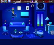 Imaginary Blue Room Escape на FlashRoom
