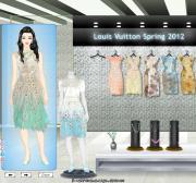 Louis Vuitton Spring 2012 на FlashRoom