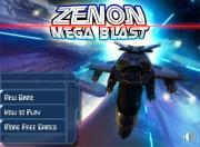 Zenon mega blast на FlashRoom