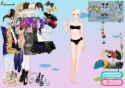 Lady Gaga Styling на FlashRoom