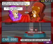 Ninja Bear на FlashRoom