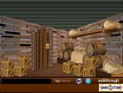 Игра Wooden Hall Escape фото