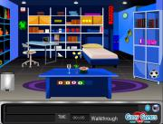Игра Blue Room Escape 2 фото