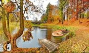 Игра Осенний городской парк 5 на FlashRoom