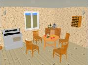 Wooden Room Escape на FlashRoom