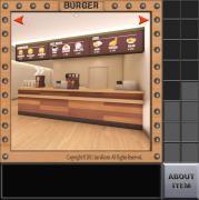 Burger на FlashRoom