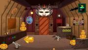 Игра Побег из зловещего дома на FlashRoom