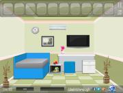 Front Green Room Escape на FlashRoom