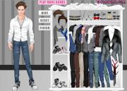 Twilight - Team Edward Dress Up