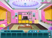 Pink Living Room Escape на FlashRoom