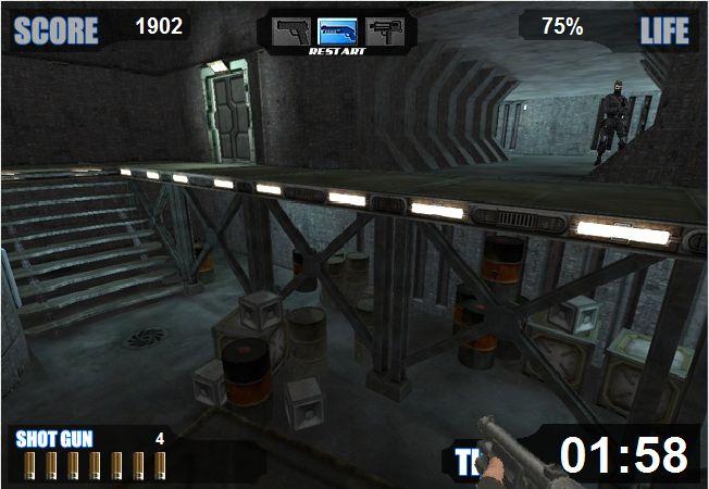 Игры про стрелялки онлайн